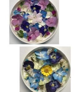 花セットを作ってminneに出品!