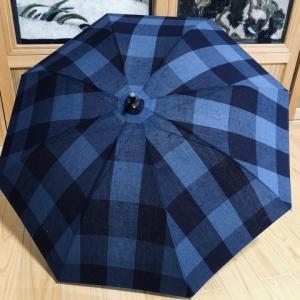 手作り日傘〜!