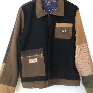 材料費0円のジャケット