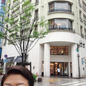 新宿事務所へ!