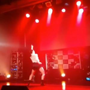 【姪っ子、日本でダンスのレッスンに励む】