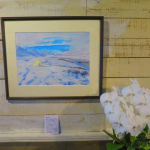 中島和也 水彩画展「極北の記憶」