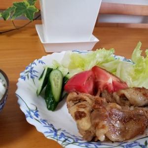 ◆豚の生姜焼き