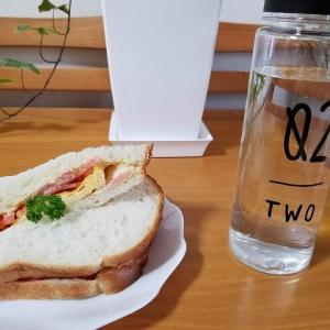 ◆ハム 玉子サンド
