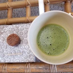 ◆お抹茶の時間
