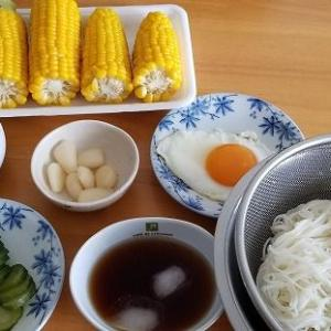 ◆素麺ランチ