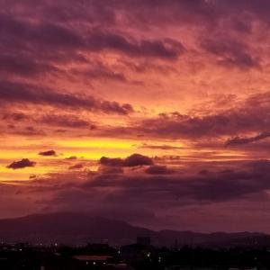 ◆ロマンチックな夕空