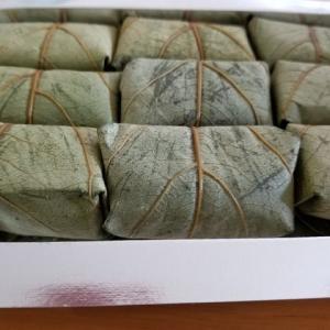 ◆柿の葉寿司を