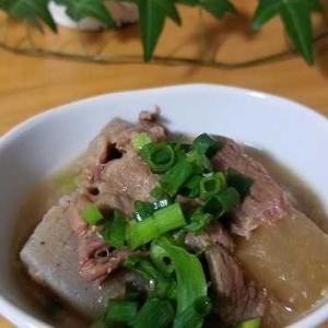 ◆すじ肉の味噌煮