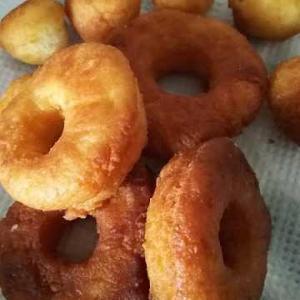 ◆だえいっとの敵。。。ドーナツを