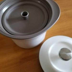 ◆炊き込みご飯を魔法の様な調理器で