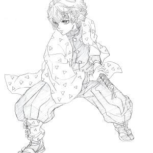 【ジャンプ47号】「鬼滅の刃」第2回キャラクター人気投票結果発表