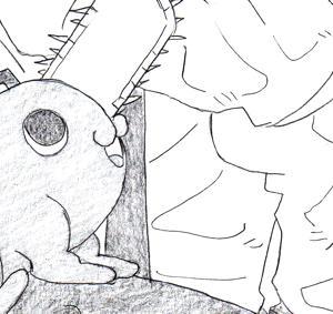 「チェンソーマン」でデンジくん、パワーちゃん、ポチタ。三人で一人のチェンソーマン!☆(≧▽≦)☆!
