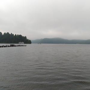 野尻湖 再挑戦 釣るには釣ったけどねぇ。。。(´-ω-`)