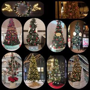 検査結果とクリスマスツリー