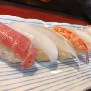 久々にお寿司屋さんでランチ&懐かしのキュービック