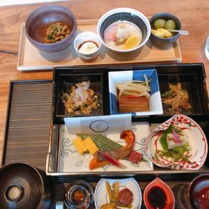 ハレクラニ沖縄 3日目朝ごはん 日本料理「AOMI/青碧蒼」