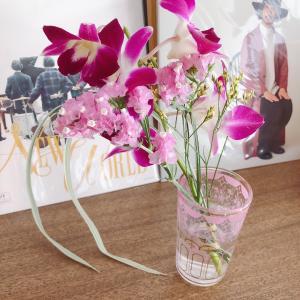 ポストにお花が届きます お花の定期便「bloomee」
