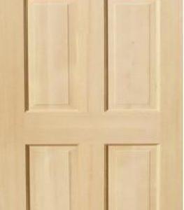 車椅子ご使用のお宅にはバリアフリーに最適な幅広 木製輸入ドア 幅910ミリ