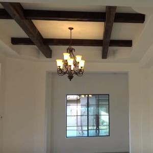 フェイク ウッド ビームAntique Faux Wood Ceiling Beam
