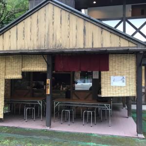 山の奥のお蕎麦屋さん @あきる野