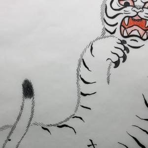 Japanese TATTOO Horimitsu Recent works