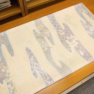 まいづる絽袋帯~夏の京都西陣高級袋帯