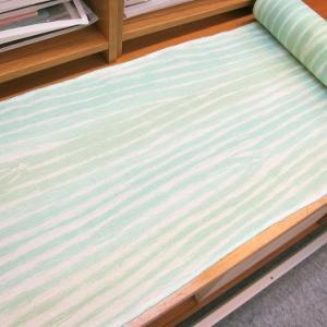 柳絞り浴衣~麻のゆかた~伝統的工芸品有松鳴海絞り浴衣
