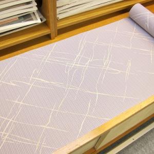 夏の染大島紬~涼しげでお洒落な創作紬です