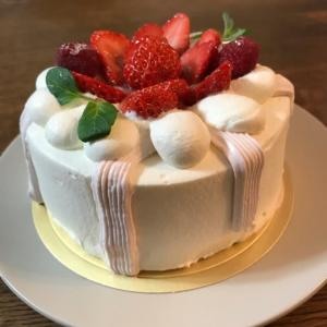 娘が作るケーキ達!