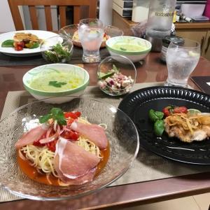 創作家庭料理教室(夏野菜の西洋料理)