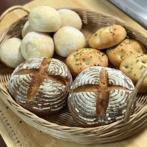 創作家庭料理教室(パン)