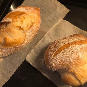 半分成功のパン