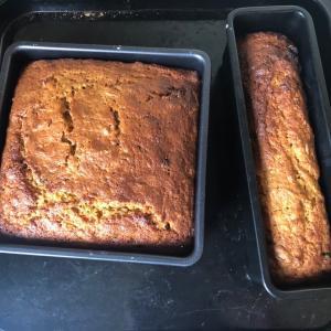 まだ試行錯誤中キャロットケーキ