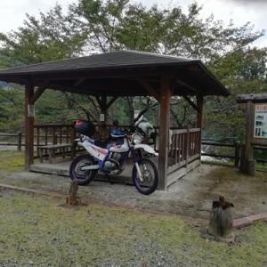 宮川ダムと険道603号