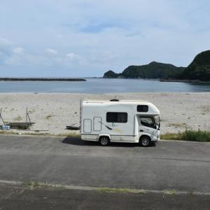 海岸キャンプ?