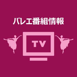 テレビ ヒューストン・バレエ 飯島望未さん ドキュメンタリー