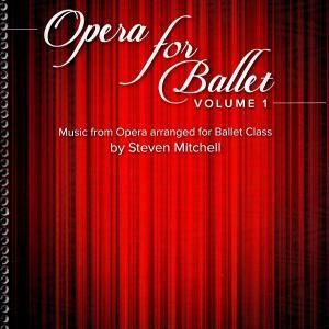 スティーヴン・ミッチェルのバレエレッスン楽譜シリーズ
