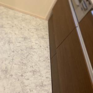 キッチン床シート