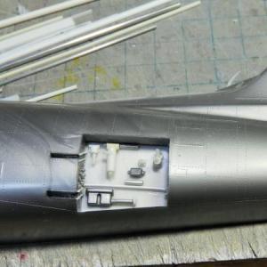 F-86F-30 NASA 製作中 Part6