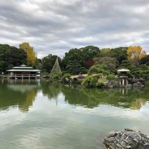 ★清澄庭園散歩♪★