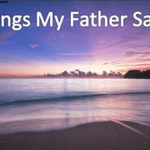 ★父の日と言えば・・この曲♪&残念なニュース★