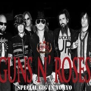 ★ZEPP TOKYOの想い出その3♪Guns N' Rosesプレミアムライブ★