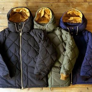 STANDARD CALIFORNIA SD Classic Quilted Down Jacket