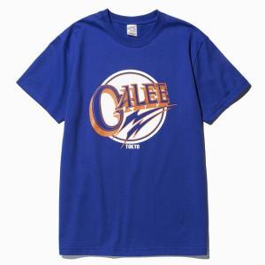 CALEE Calee logo t-shirt