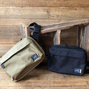STANDARD CALIFORNIA PORTER × SD Trip Waist Bag
