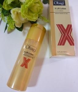 肌悩み全方位にアプローチする美容液級の化粧水★『オバジX リフトローション』