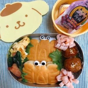 幼稚園お弁当と今週の夫弁と夕飯