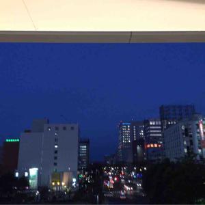 本日の仙台駅東口