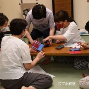 娘はスマホ教室の講師となり私は東京からの着物相談でリモートデビュー